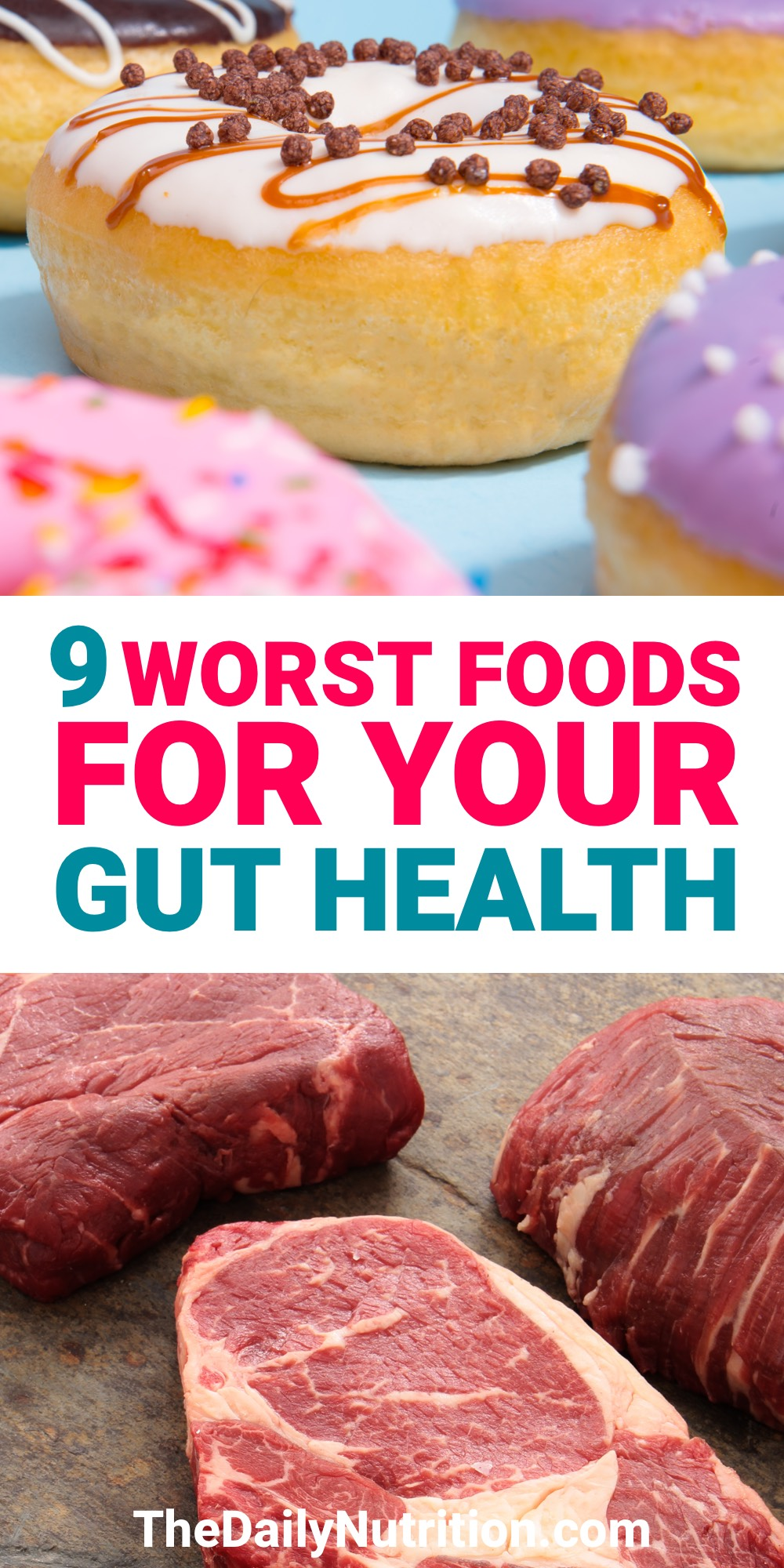 When it comes to your gut health, you need to consume the right foods. Here are foods to avoid for gut health.