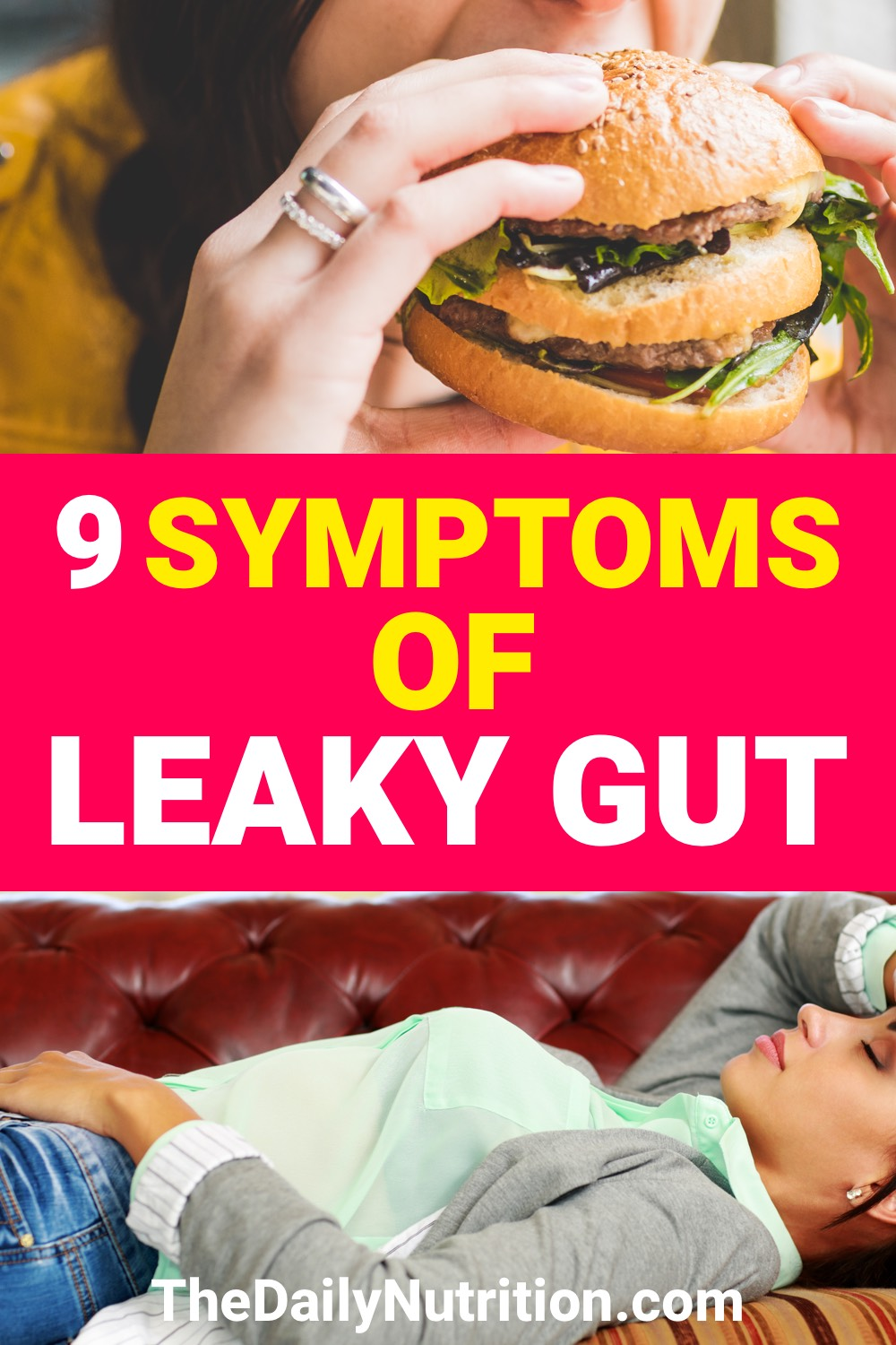 When you have a leaky gut, your body isn't going to like you very much. Here are leaky gut symptoms that you need to pay attention to.