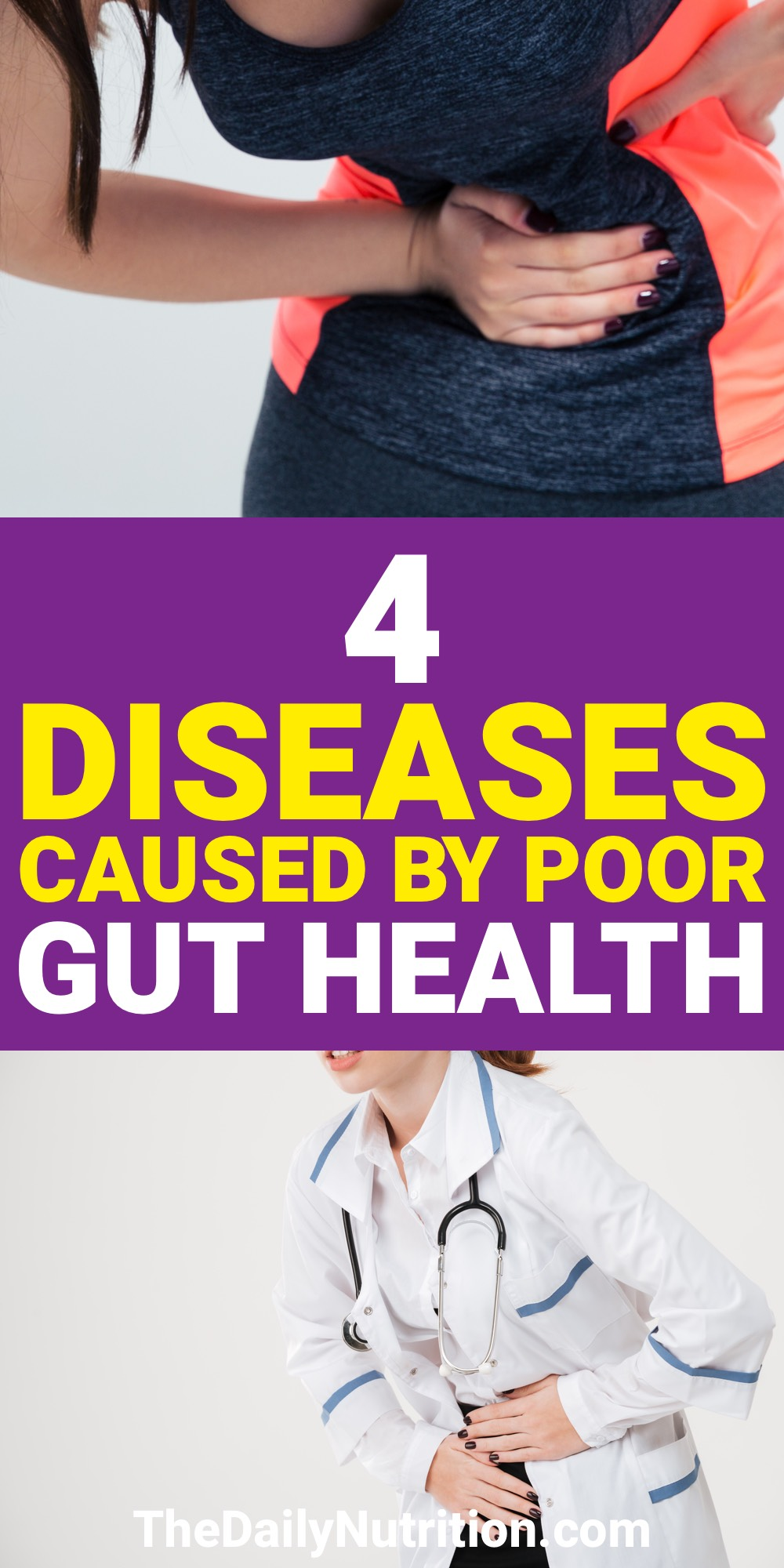 Your gut health is important. If you have poor gut health you will be at a higher risk for disease. Here is the relation between poor gut health and disease.