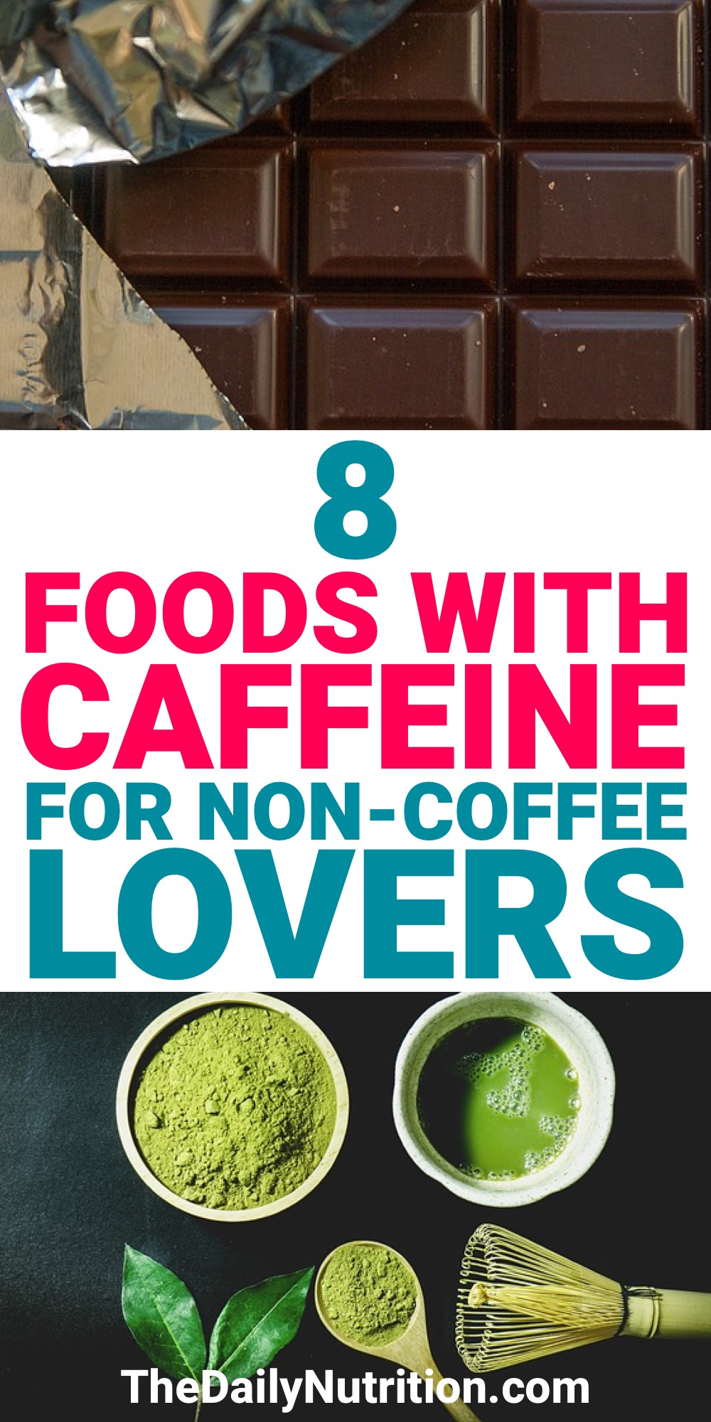 Caffeine is something people want. Here are foods that have caffeine.