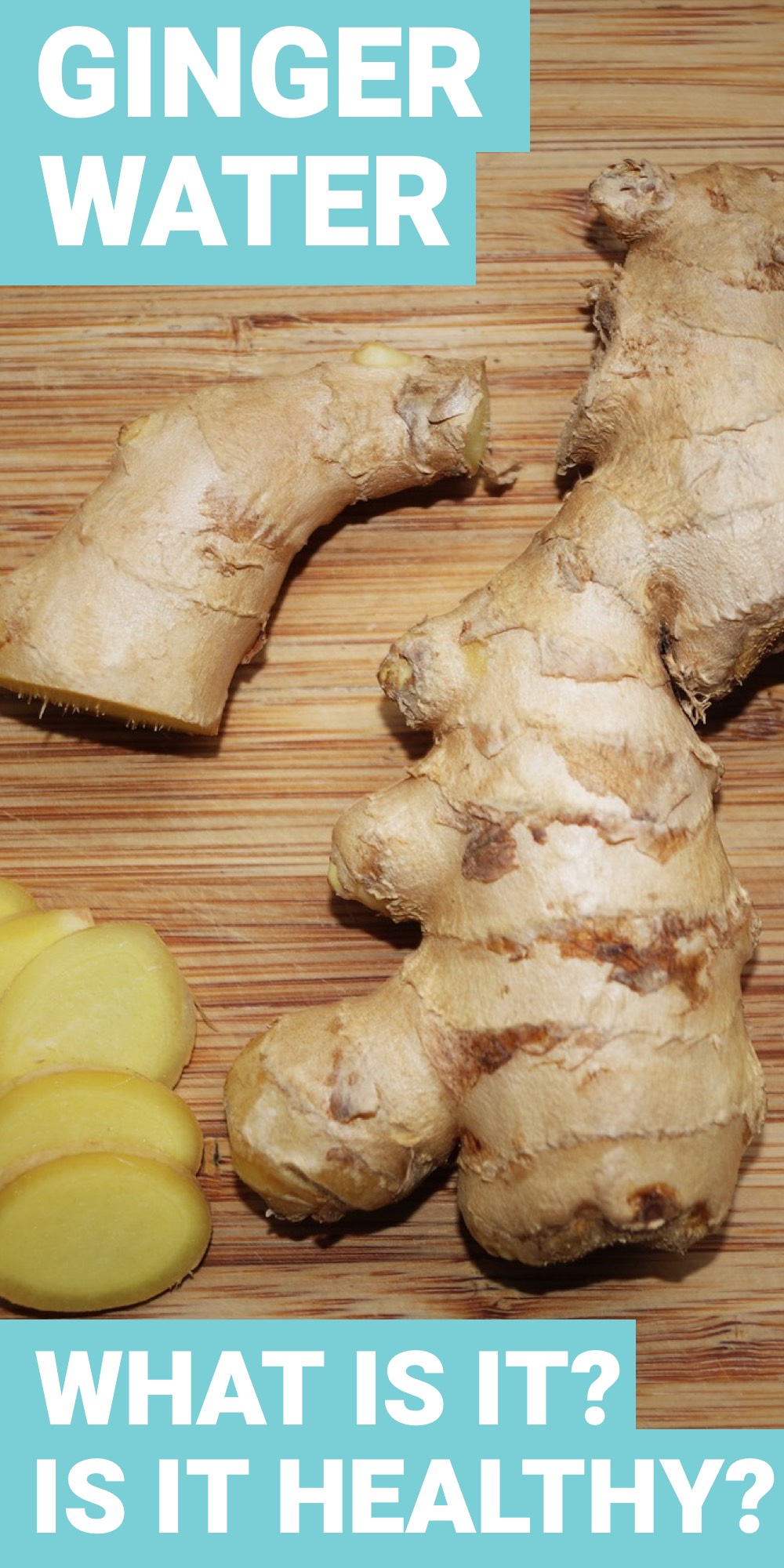 Drinking ginger water will help your health more than you know. Find out the ginger water benefits here.
