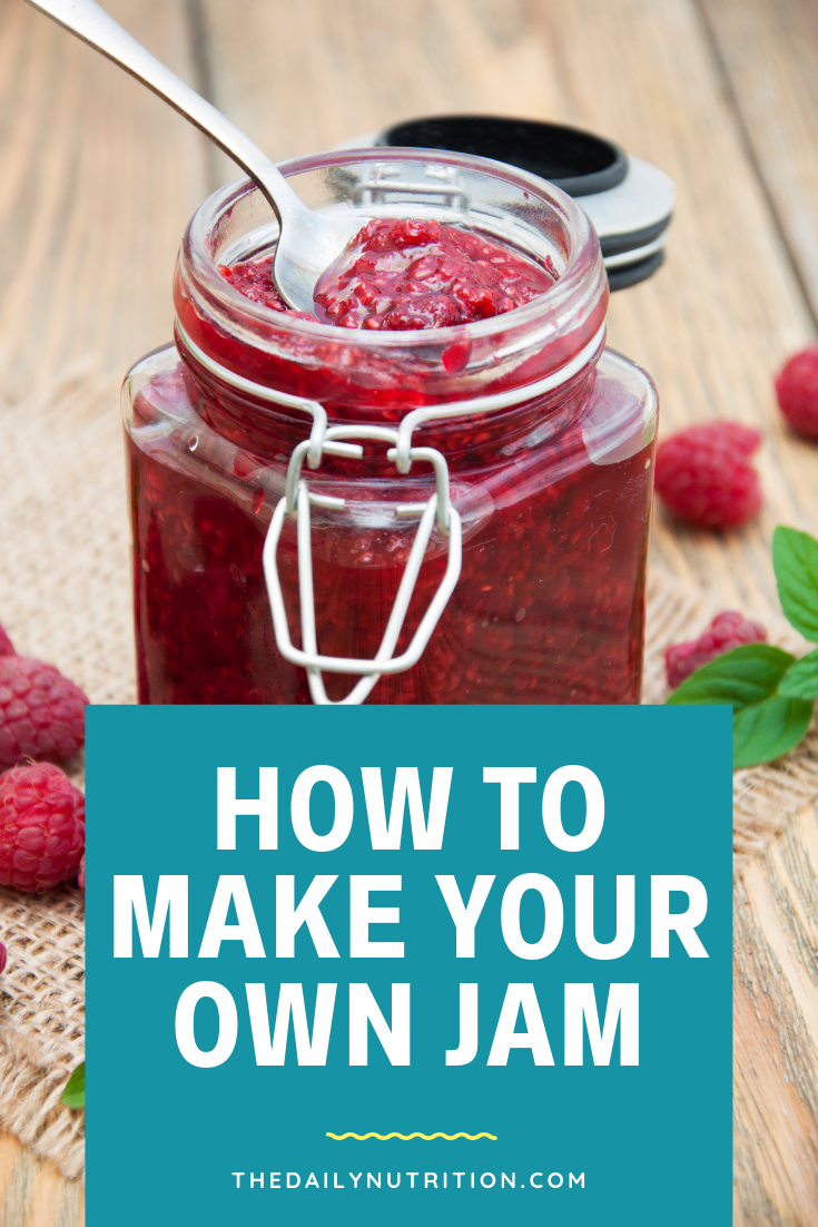 Homemade jam just taste better than store bought jam. Here is a homemade jam recipe that anybody can utilize in their kitchen.