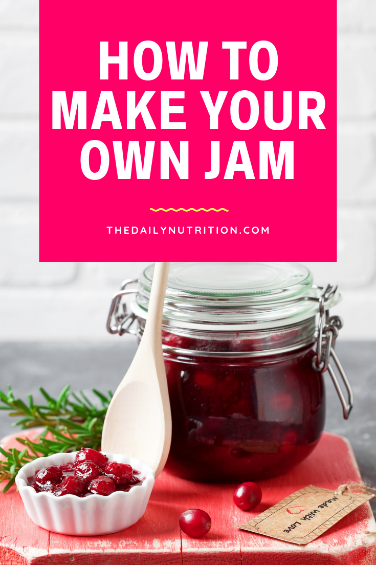 Making homemade jam is something that doesn't need to be hard. Here is a homemade jam recipe that anybody can use.