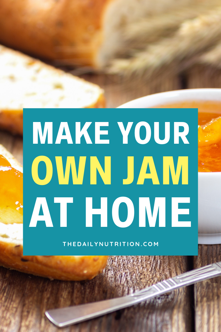 Having homemade jam can bring you joy. But how to you make it? Here is a homemade jam recipe that you need.