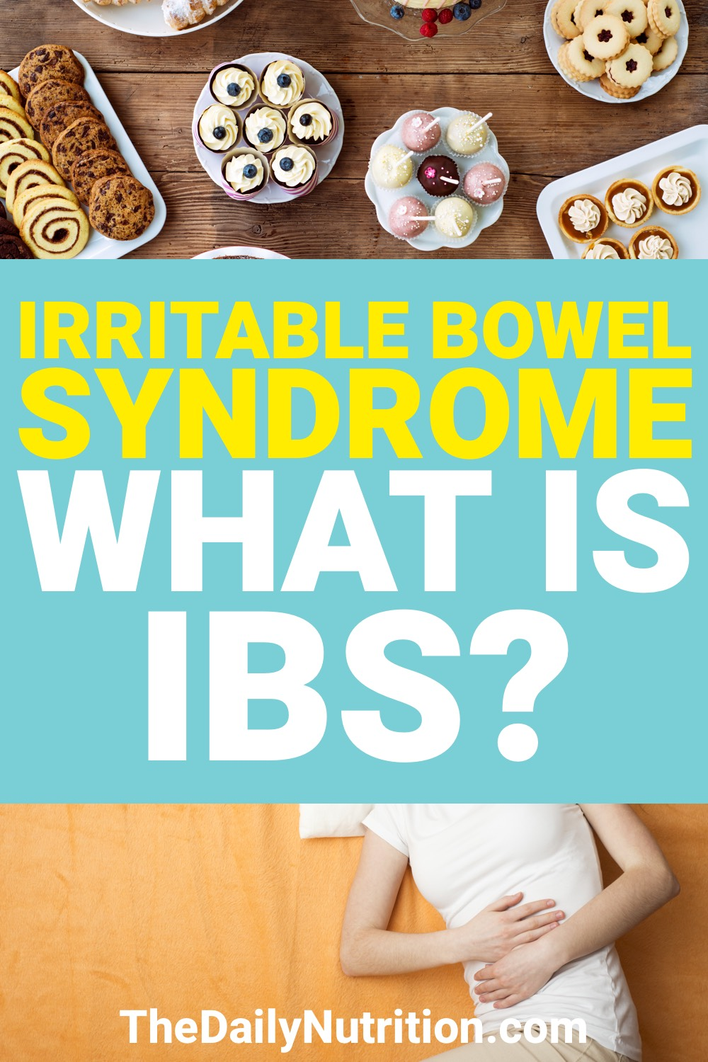 You can have irritable bowel syndrome and not know that you have it. But what is irritable bowel syndrome?