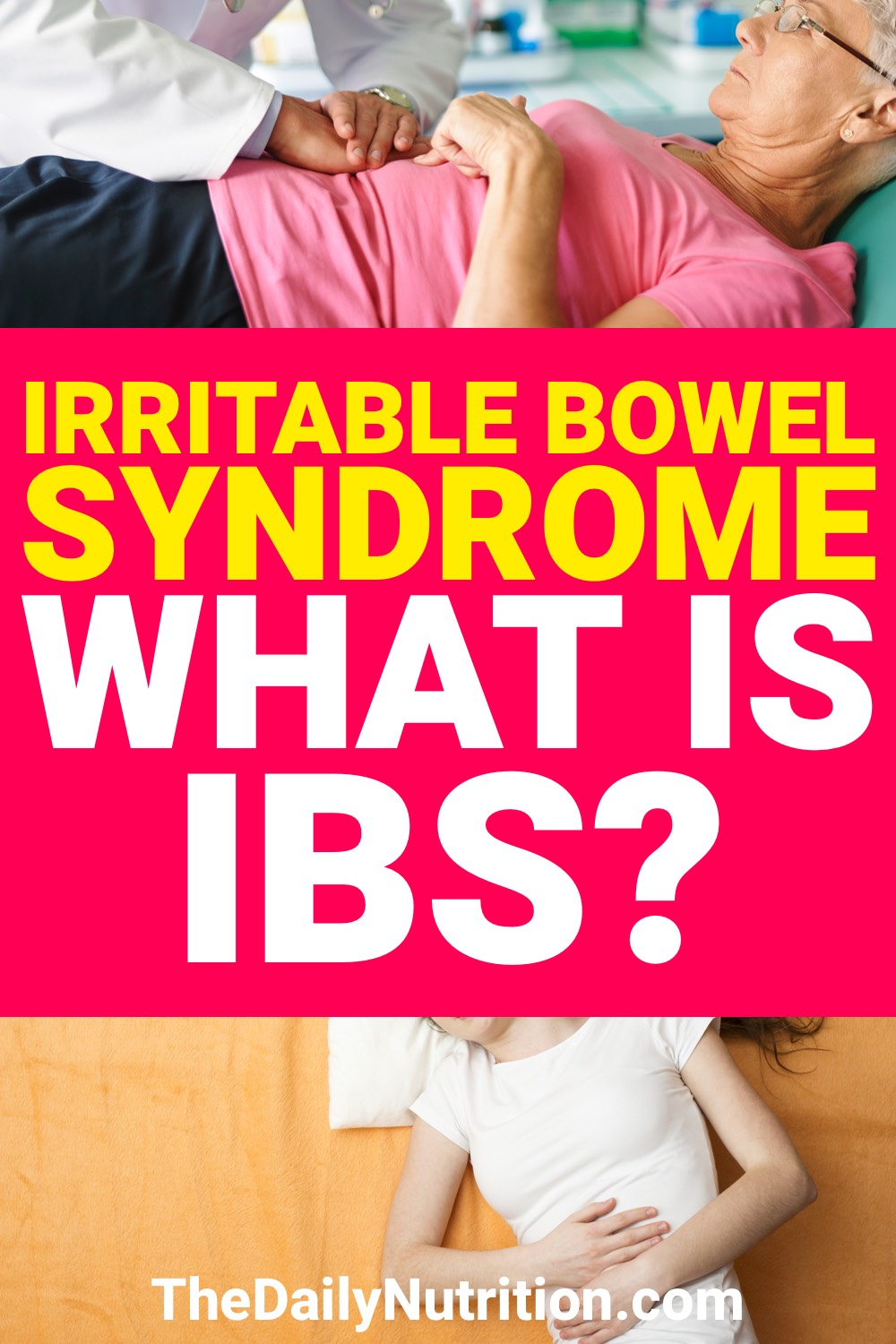Irritable bowel syndrome affects your gut health. However, what causes irritable bowel syndrome?