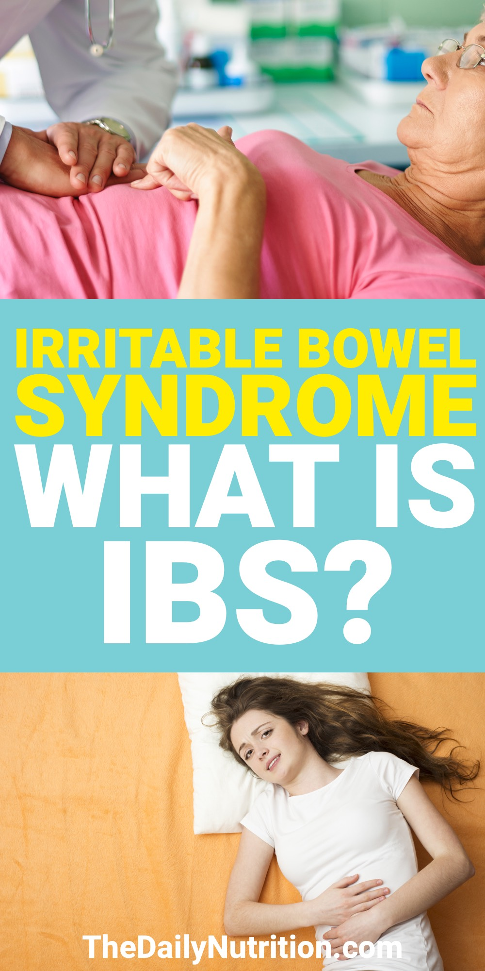 If you aren't sure if you have irritable bowel syndrome, you can find irritable bowel syndrome symptoms here.