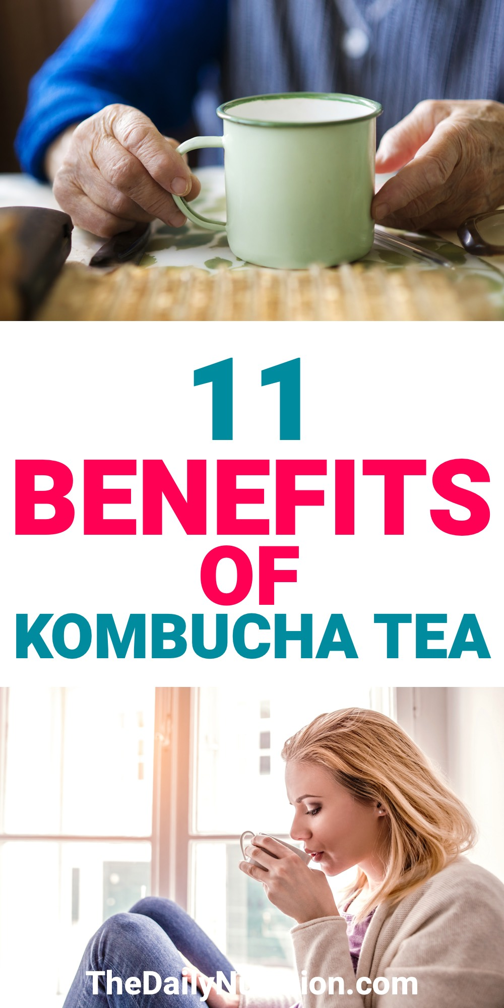 Kombucha tea is something that you need in your life. Here are 11 kombucha benefits you need to take advantage of.