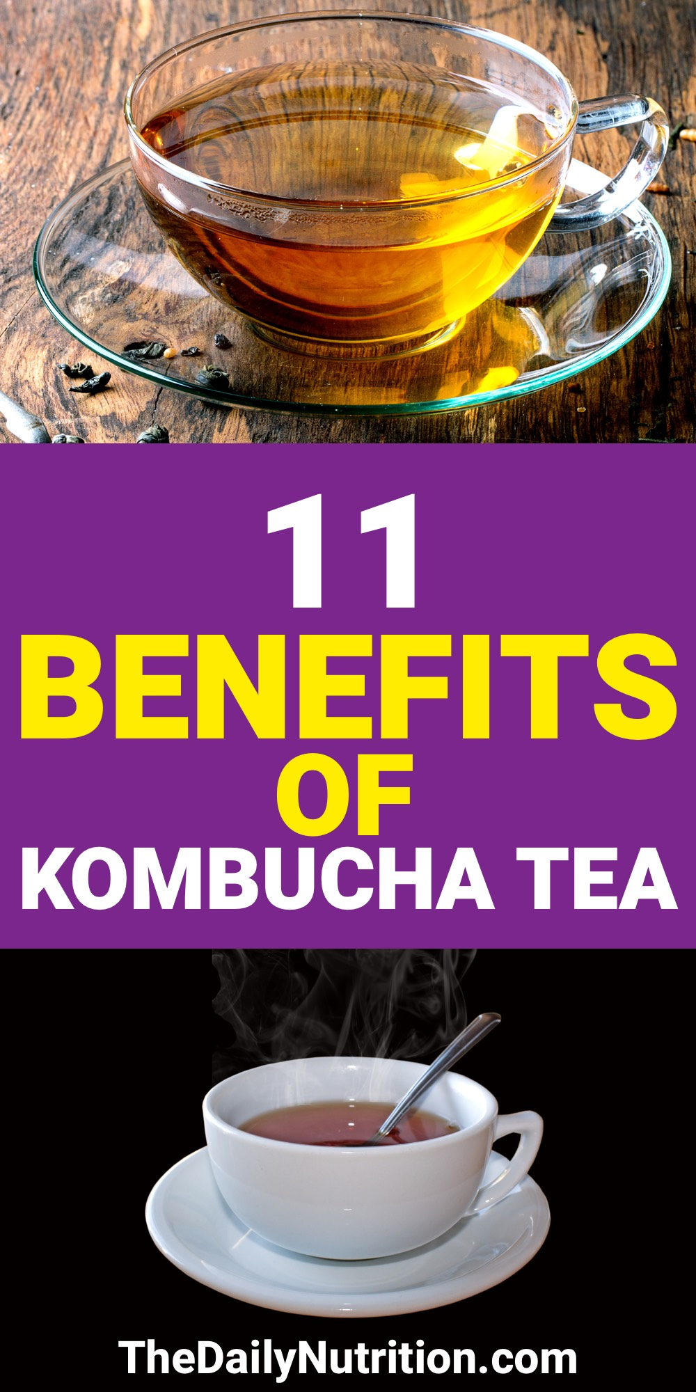 Having kombucha tea is going to all you to improve your health. Kombucha health benefits are going to be great for anyone that has just one cup of it.