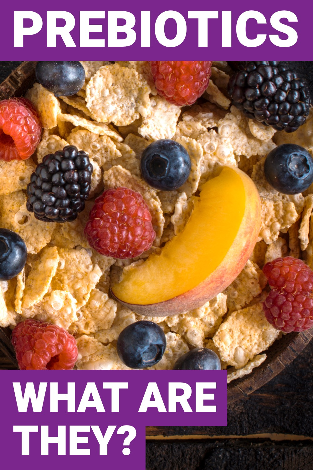 If you're wondering about your gut health then you've probably heard of probiotics. But there is something called prebiotics. But what are Prebiotics?