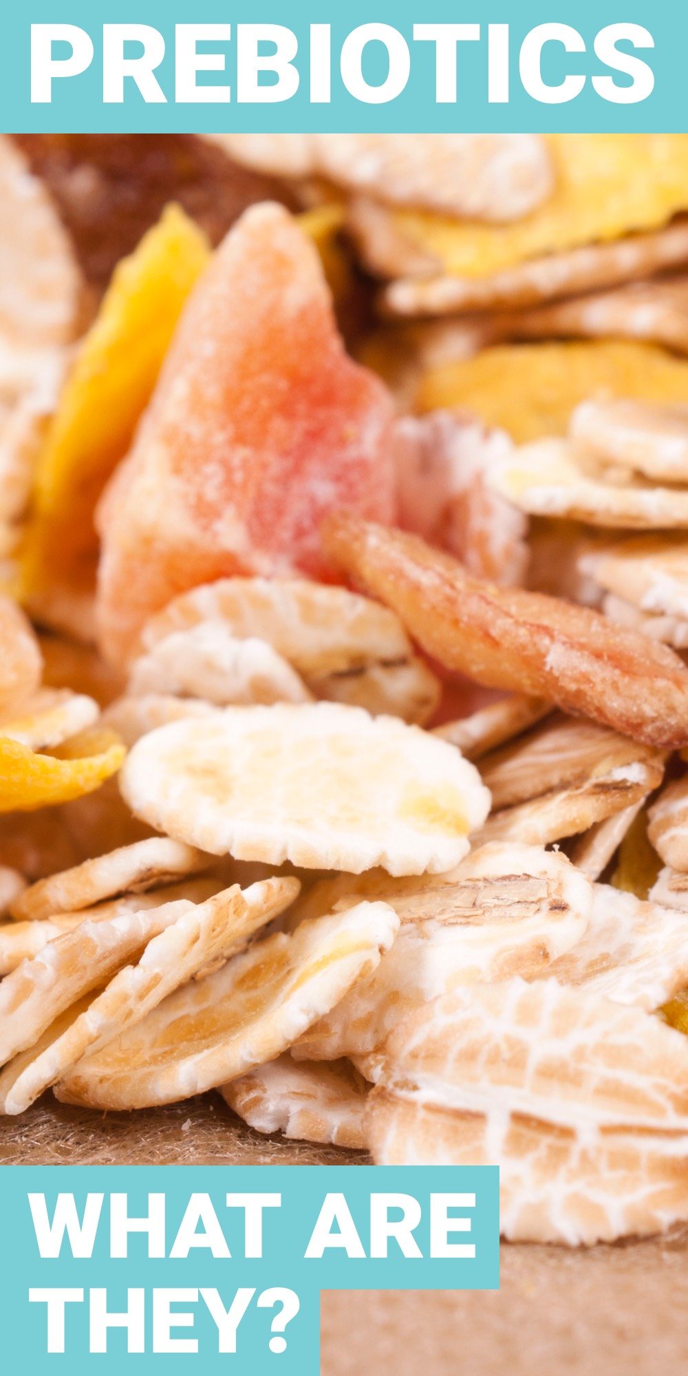 Prebiotics work in a way that greatly help your probiotics. But what are Prebiotics?