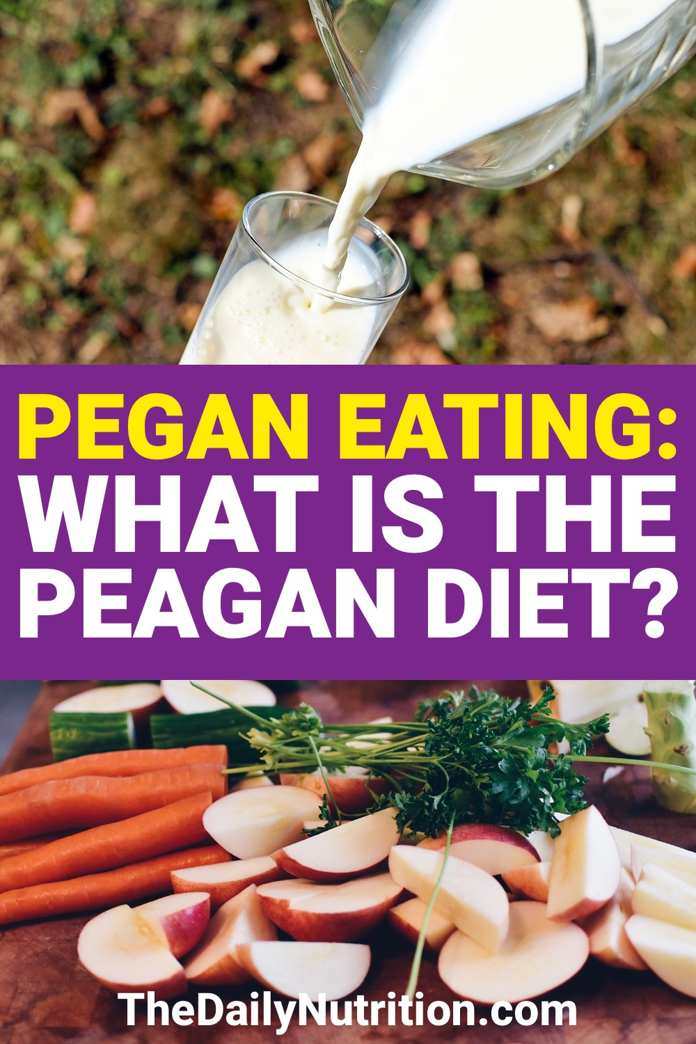 What is the Pegan Diet? What is Pegan eating? Find out the answers to these questions here.