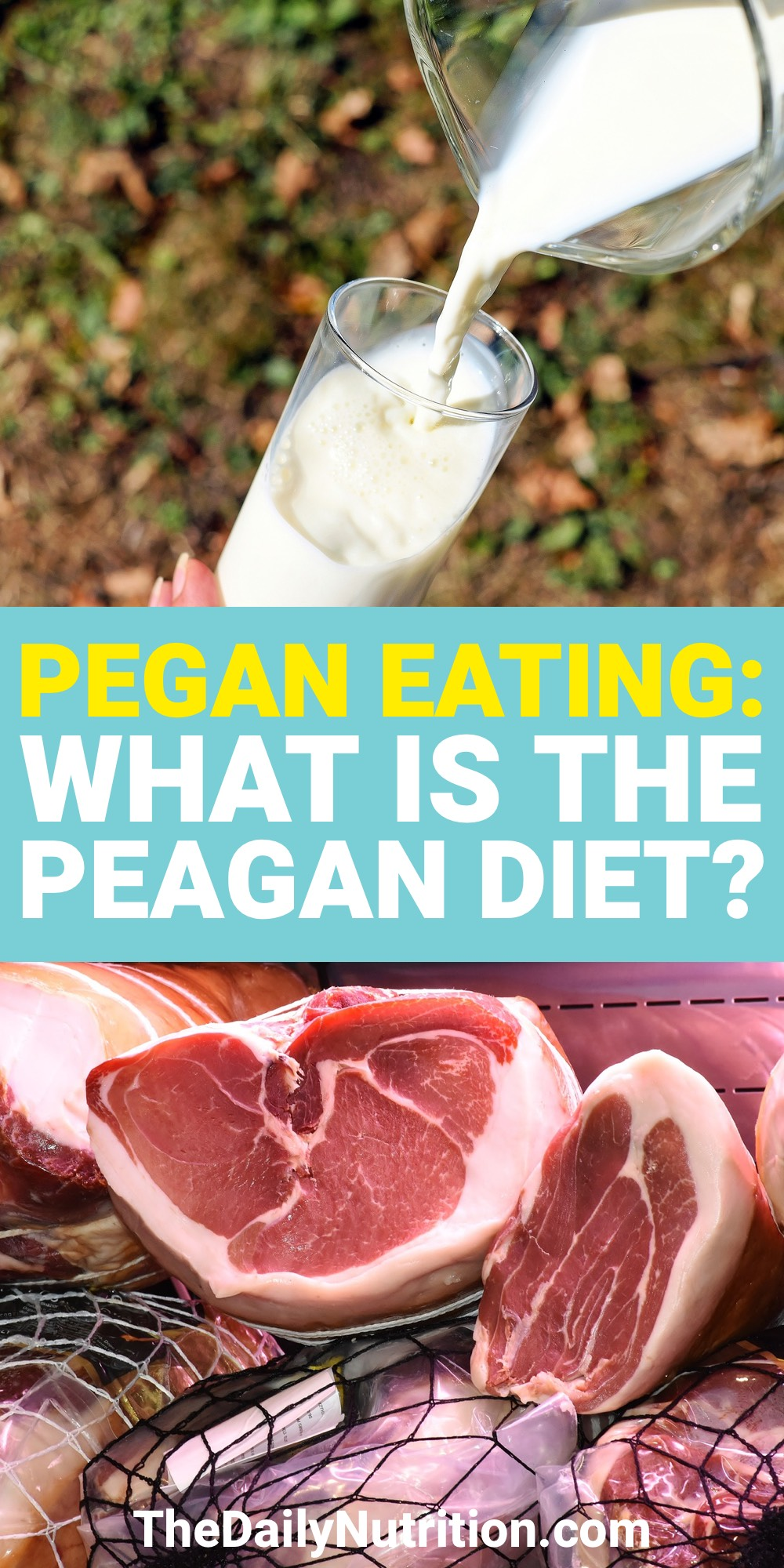 Looking for new diet to try? Try the Pegan Diet. It'll change your life, your health, and your outlook on food.