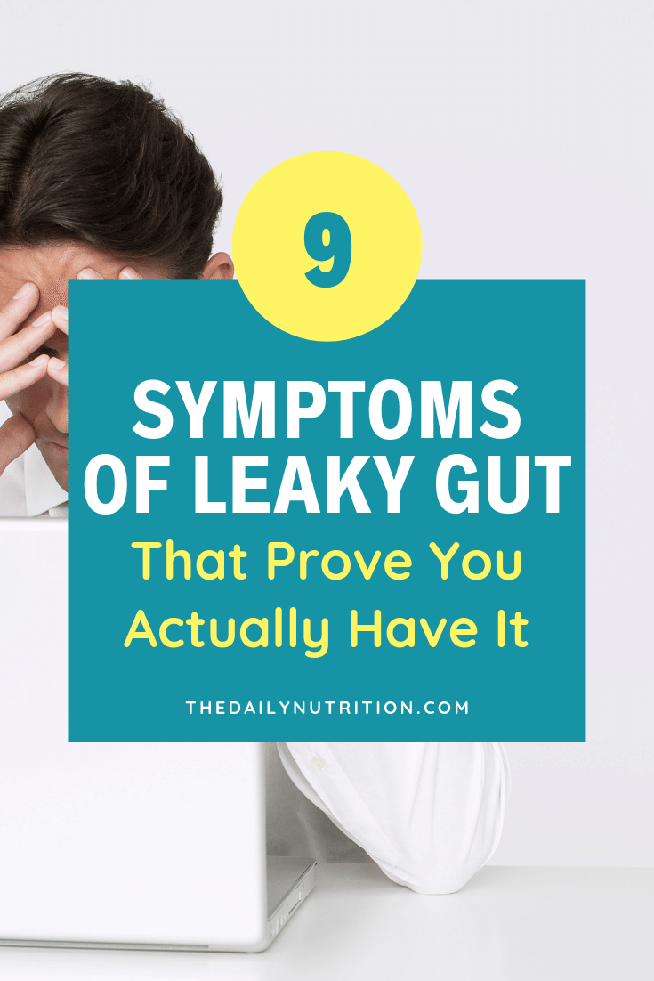 Your body is always going to tell you when something is wrong. Just like it will when you have a leaky gut. Here are the leaky gut symptoms you need to be aware of.