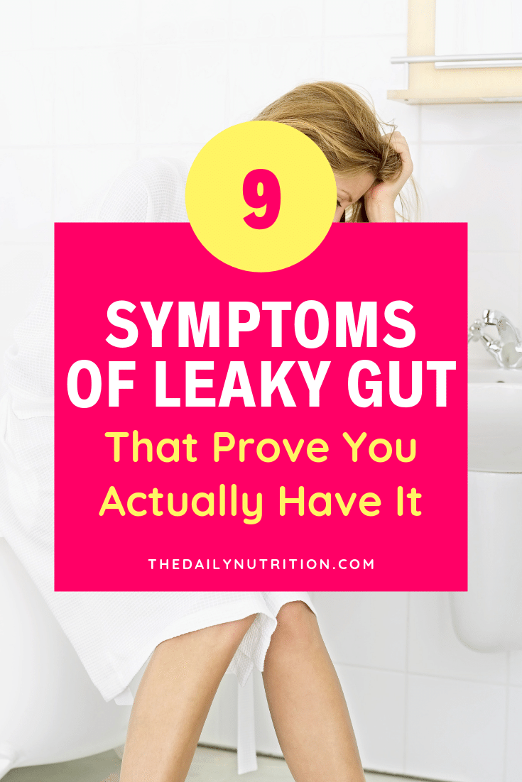 You may not always know when you have a leaky gut. So, because of that, here are leaky gut symptoms you need to be aware of.