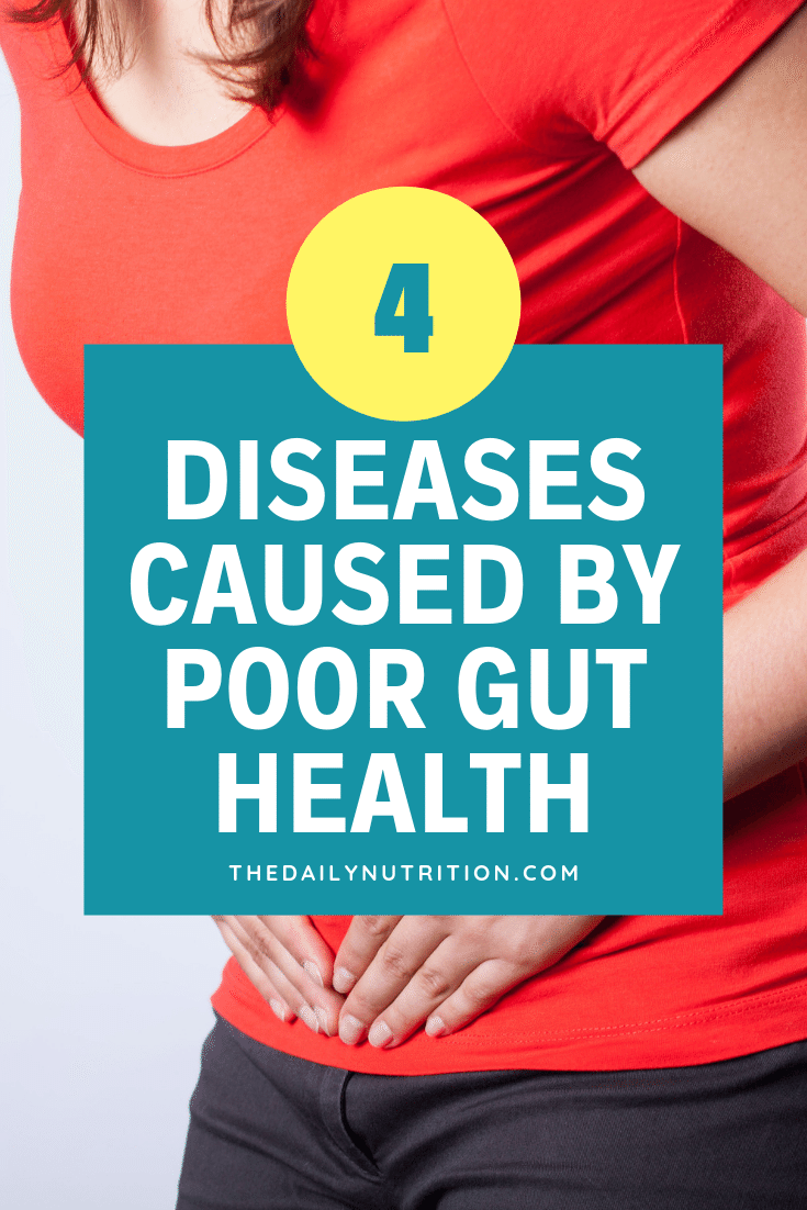 Poor gut health can easily lead to disease. Here is the relation between poor gut health and disease.