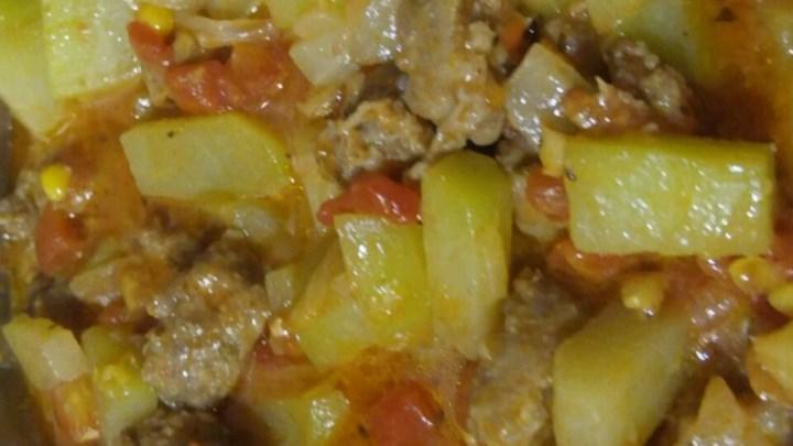 chayote recipes