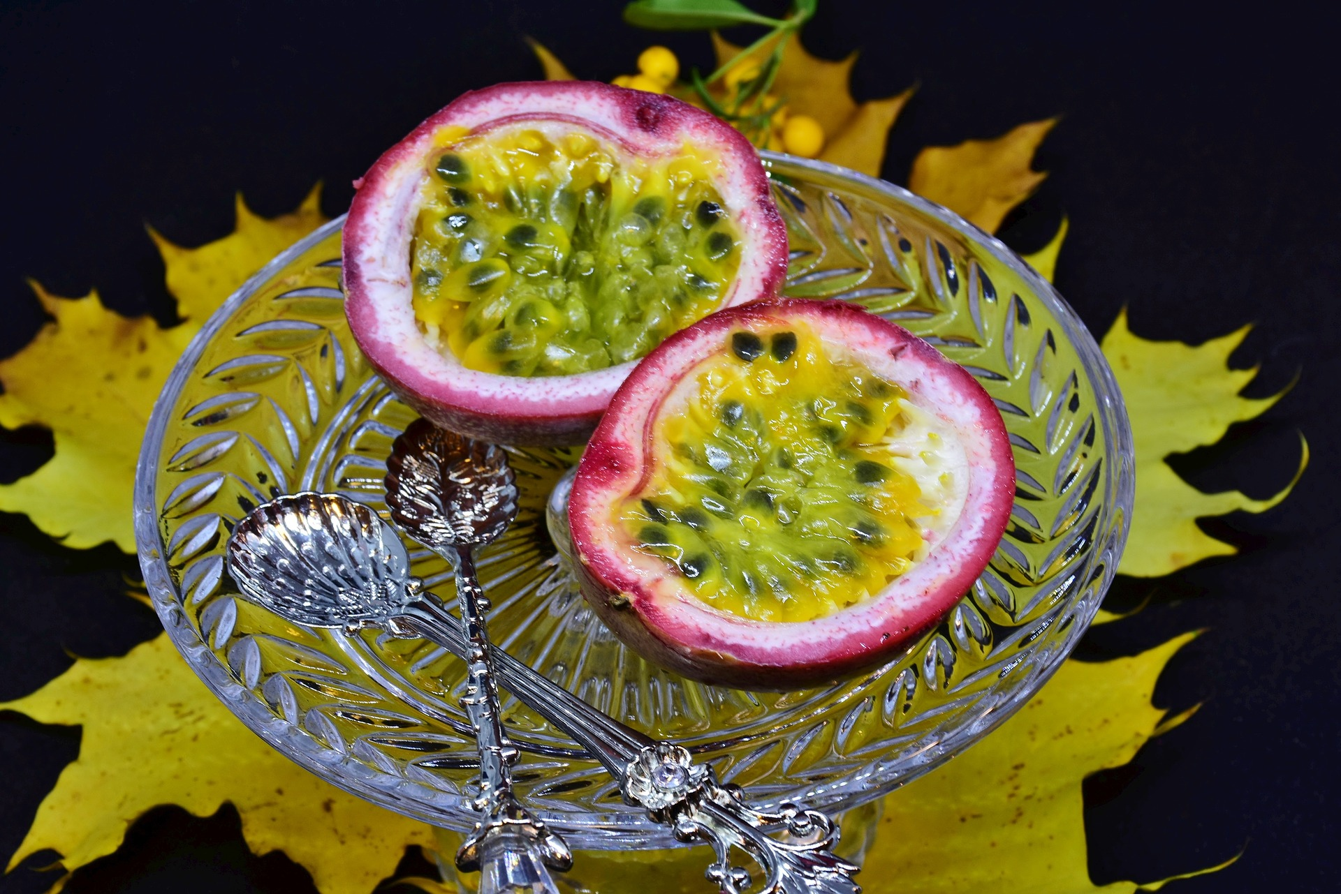 what is passion fruit