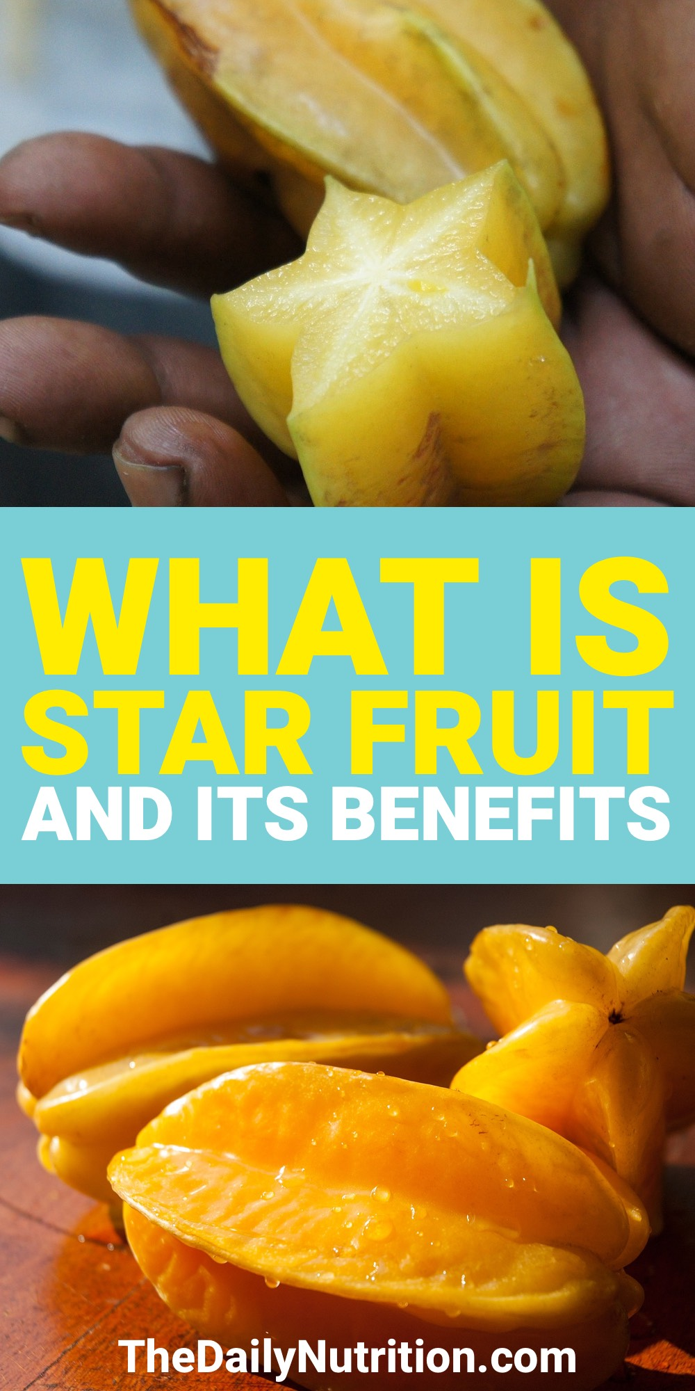 Star fruit is something you may have never had before. Find out star fruit benefits here.