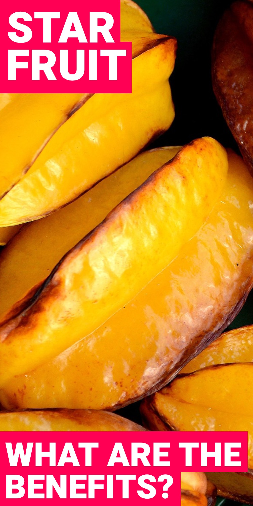 When it comes to exotic fruit, star fruit is definitely up there with the best. Find out any star fruit benefits you want to know about here.