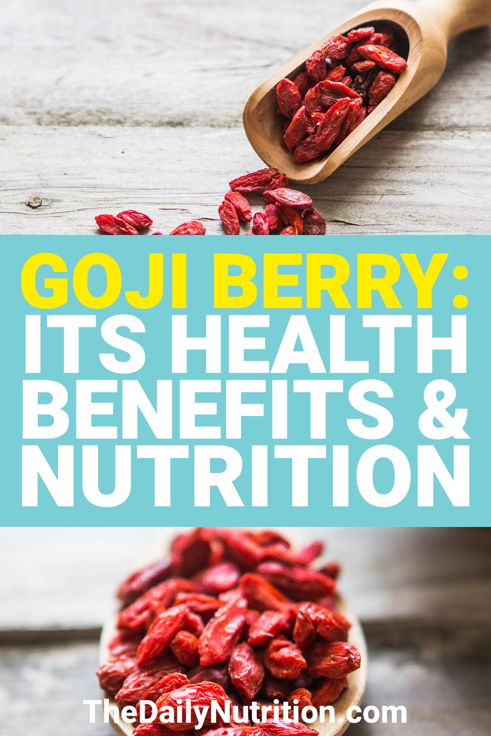 The goji berry is a fruit that packs a powerful punch. For nutrition purposes, everyone should eat them.