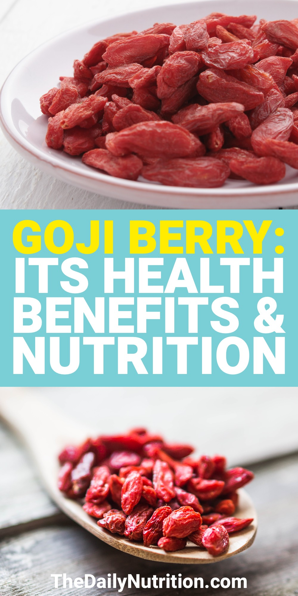 Goji berry benefits might be more than any other fruit. Find out these benefits here.