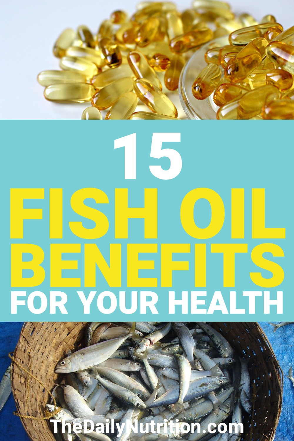 Fish oil is very healthy for you. But what is fish oil good for? Find out here.