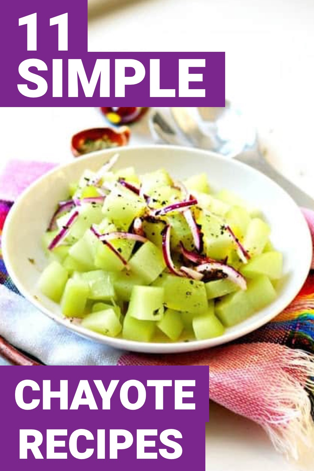 You should try as many foods as you can. Chayote is one of those foods. Here are 11 chayote recipes that you need.