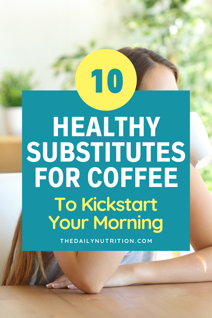 Coffee isn't always the healthiest option. Because of that, here are 10 healthy alternatives to coffee.