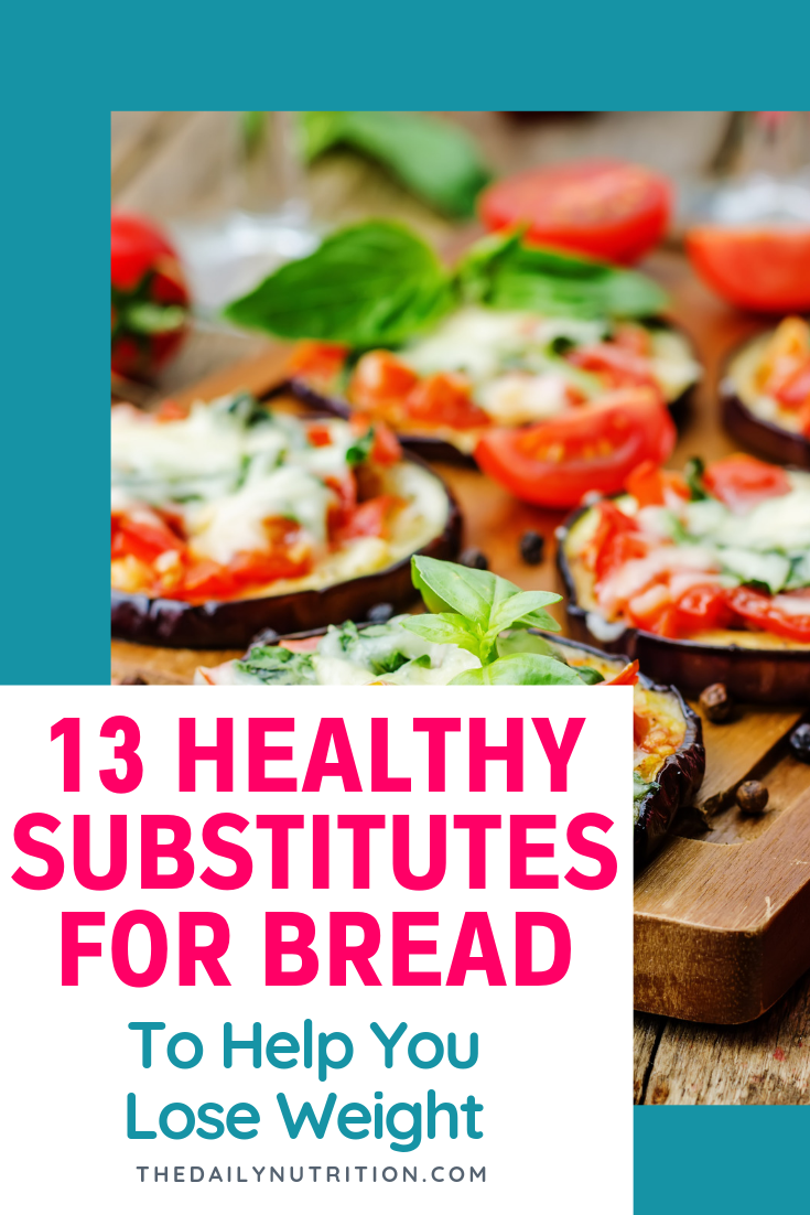 Some people may want to find a substitute for bread. Here are 13 bread substitutes that are much healthier options.
