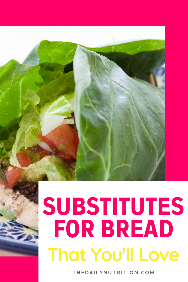 A healthy alternative to bread is always appreciated when you want a healthier lifestyle. Here are 13 bread substitutes just for that.