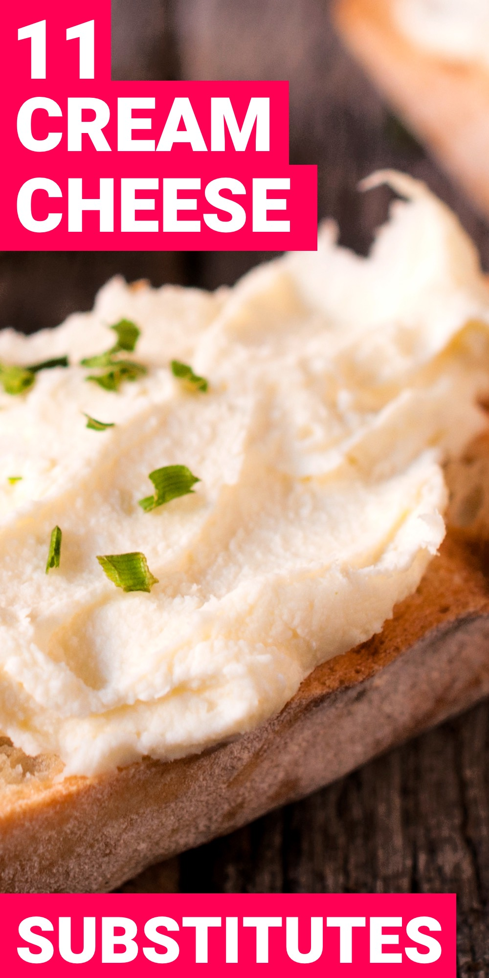 Cream cheese substitutes can be hard to come by. Here are 11 cream cheese substitutes that everyone can use.