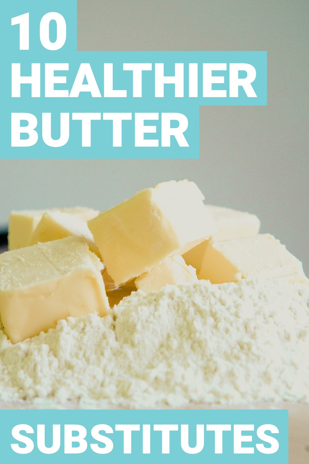 Butter isn't always the best option, especially when you are looking out for your health. Here are 13 foods you can substitute for butter.