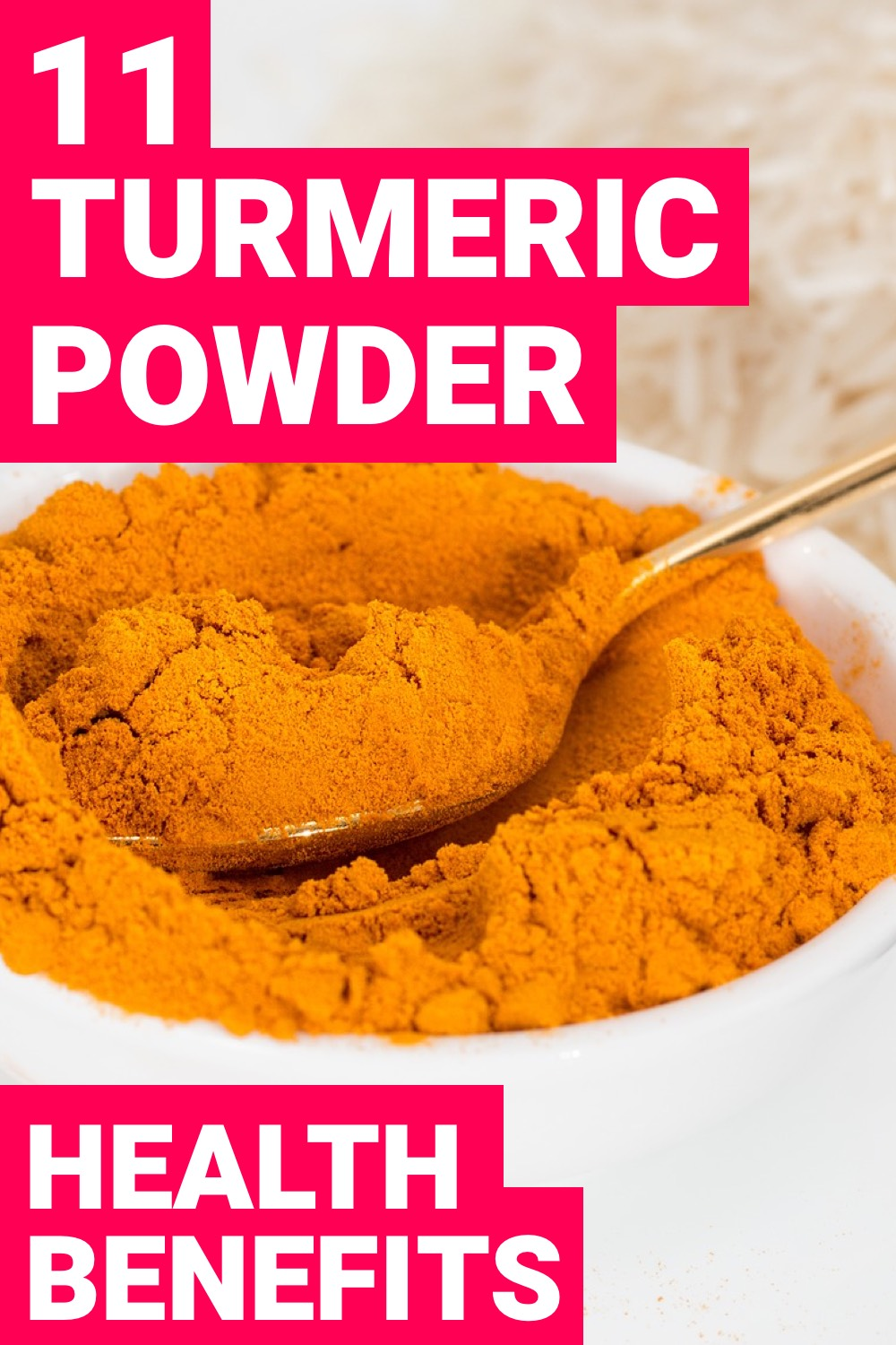 Having turmeric around is never a bad idea. Here are 11 turmeric benefits you need.