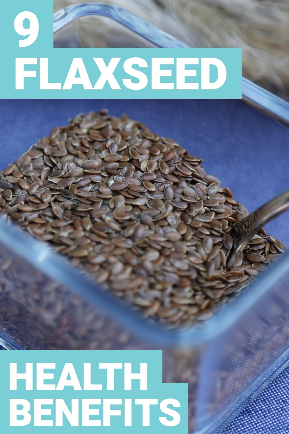 Flax seed nutrition and the health benefits of flaxseed are things that you need to take advantage of as soon as possible to improve your health.