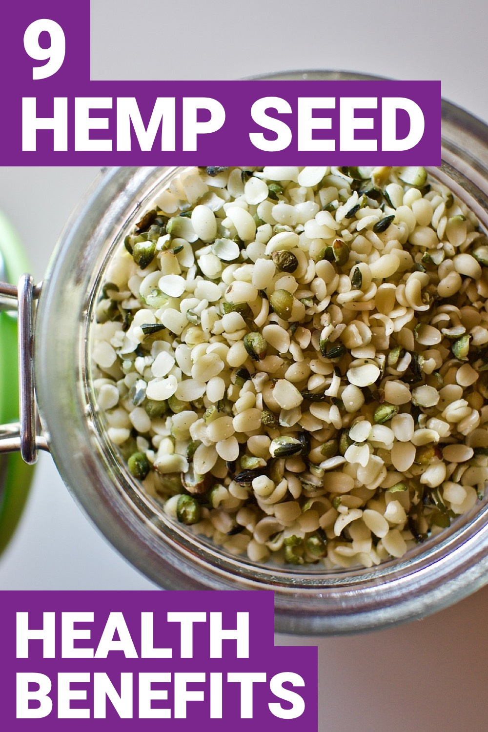 The hemp seed is something you should use as part of your diet. Here are 9 hemp seed benefits that you should know about.