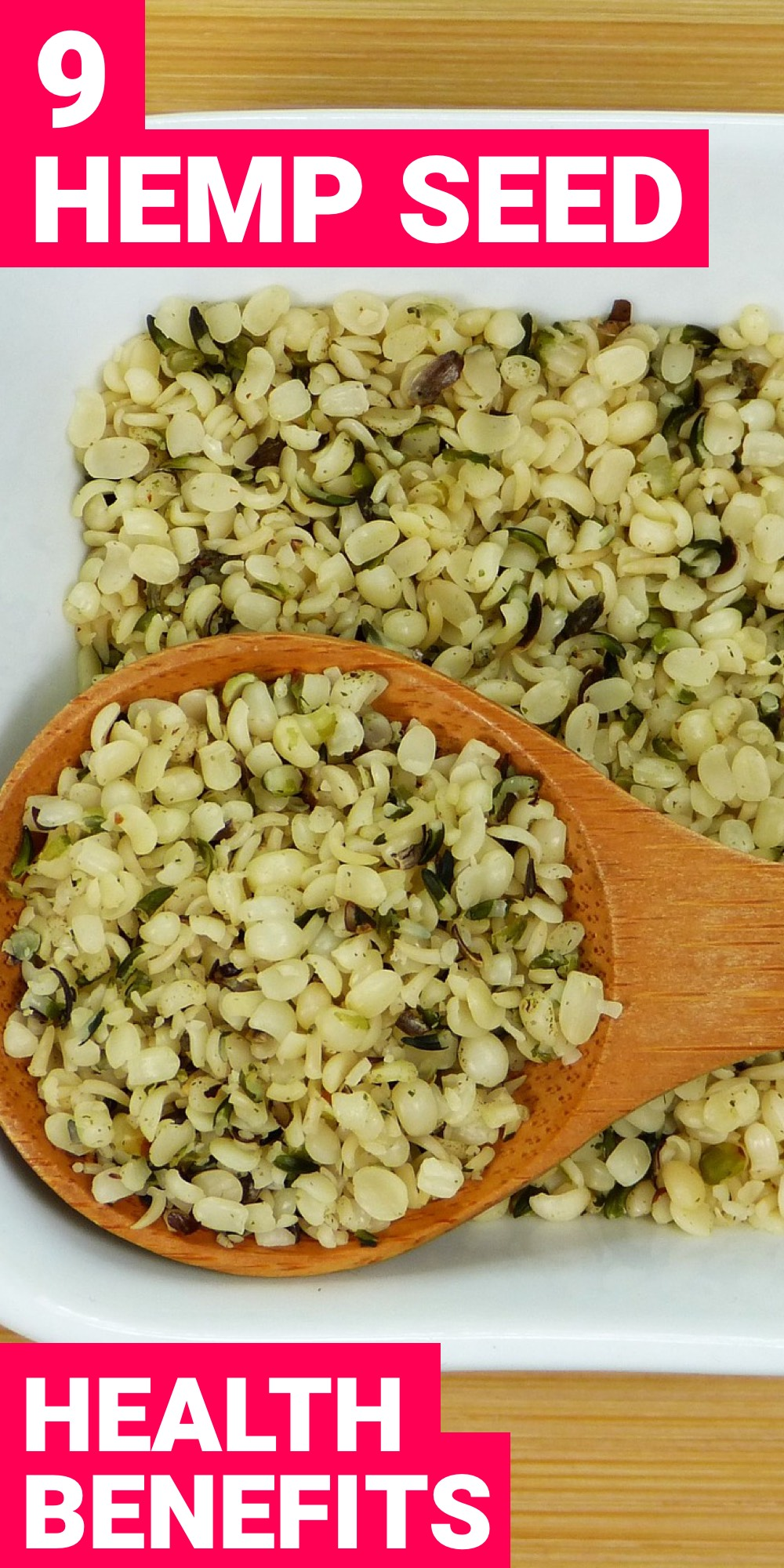 Having hemp seeds as part of your diet will be great for your health. Here are 9 hemp seed benefits that you'll love.
