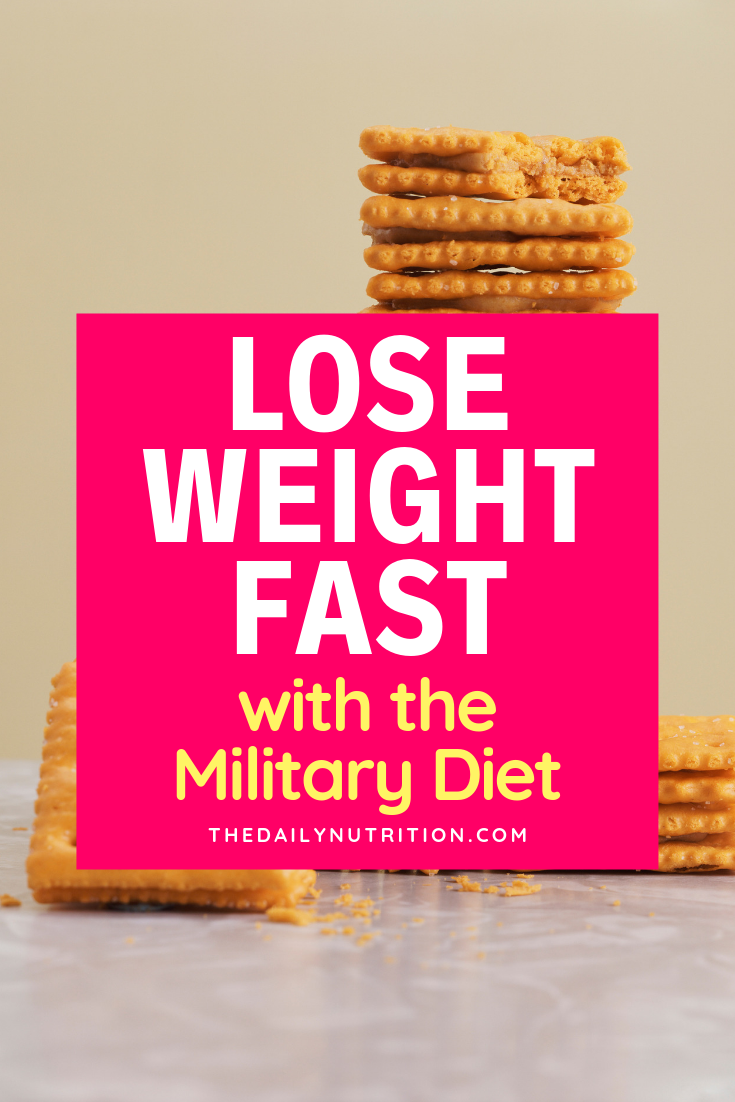 Losing weight fast is never easy, however the military diet could help you lose the weight you want in a very short time frame. Here is what the military diet is.