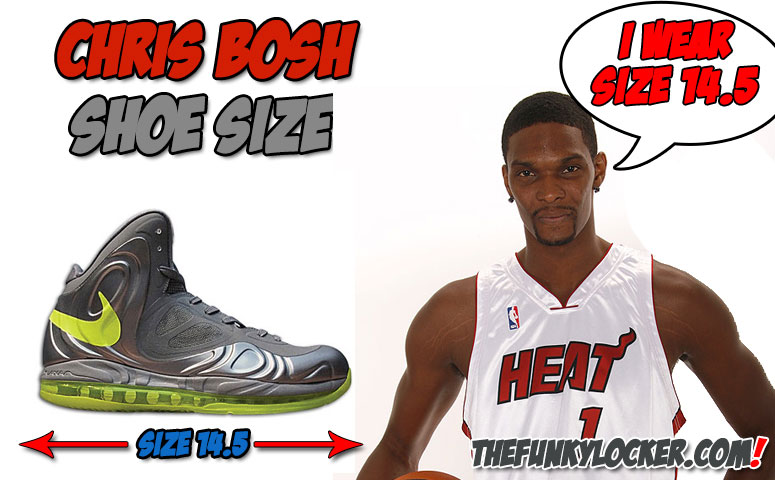 What Size Shoe Does Tim Duncan Wear