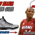What Size Shoe Does Charles Barkley Wear