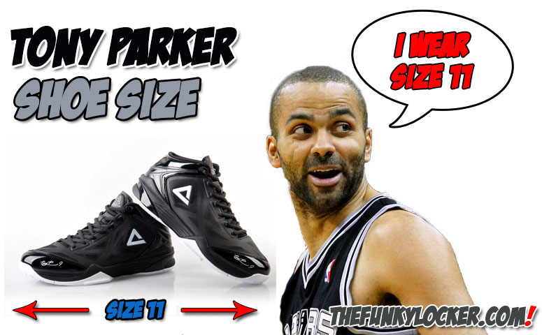 What Shoe Size Does Kyrie Irving Wear