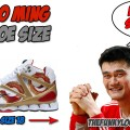 What Shoe Size Does Yao Ming Wear