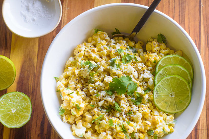 08 Grilled Corn Salad 2