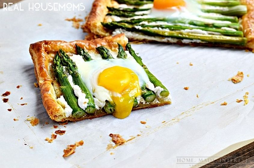 10 Asparagus Goat Cheese Tart Content4
