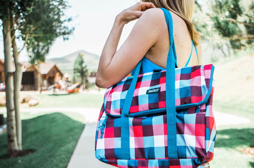 PackIt Freezable Picnic Tote