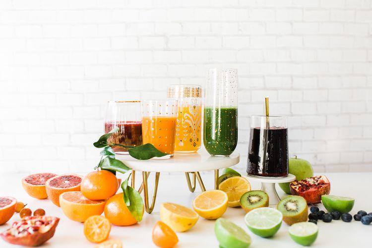 Rainbow Veggie Juicing 101