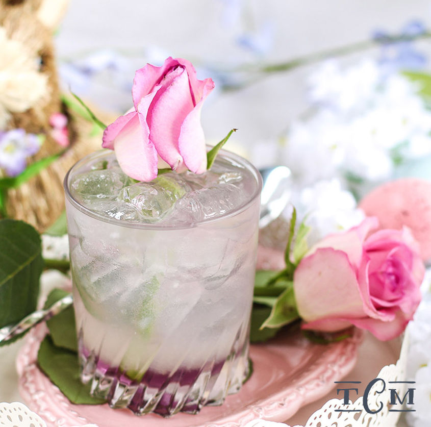4 Lavender Rose Lemon Drop Cocktail 27