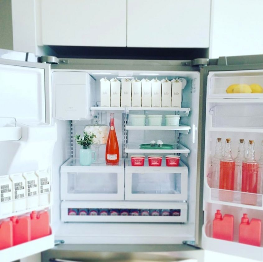 6 Steps To Organize Your Refrigerator Inspired Home