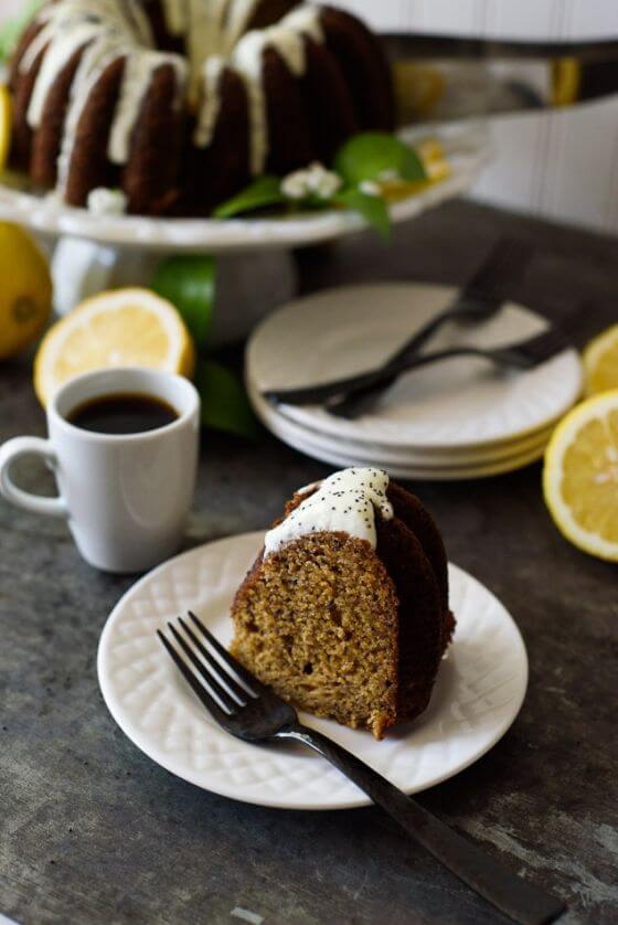 Banana Poppyseed Cake 25