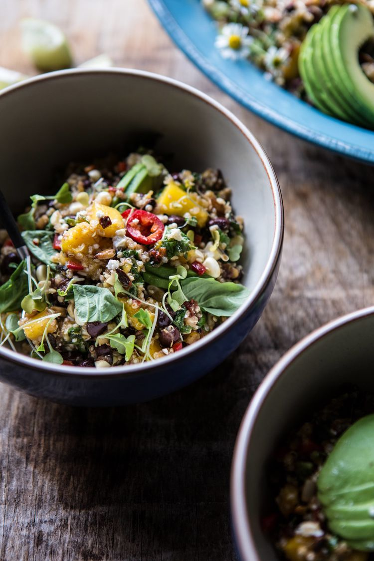Black Bean And Mango Salad 8Resize